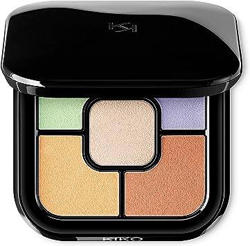 KIKO MILANO Colour Correct Concealer Palette - Paleta con 5 correctores resistentes al agua: Amazon.es: Belleza