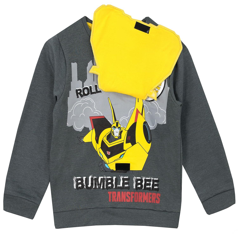 Sportschuhe starke verpackung Angebot Transformers Jungen Sweatshirt