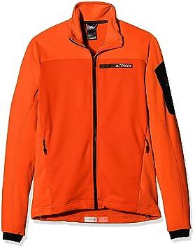 adidas TX Stockh Fl J, Chaqueta para Hombre, Naranja (Energi), 204: Amazon.es: Deportes y aire libre