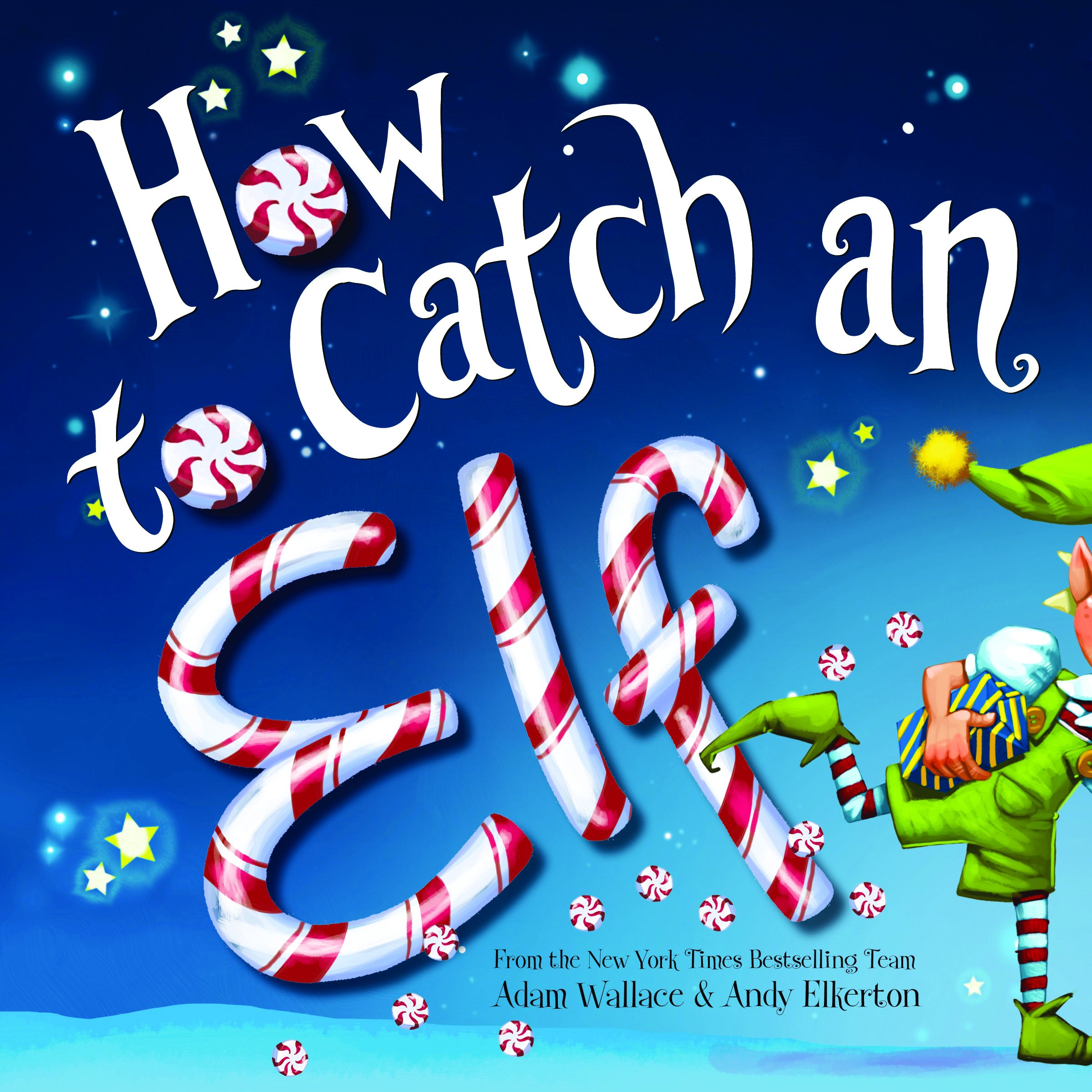 How Catch Elf Adam Wallace product image
