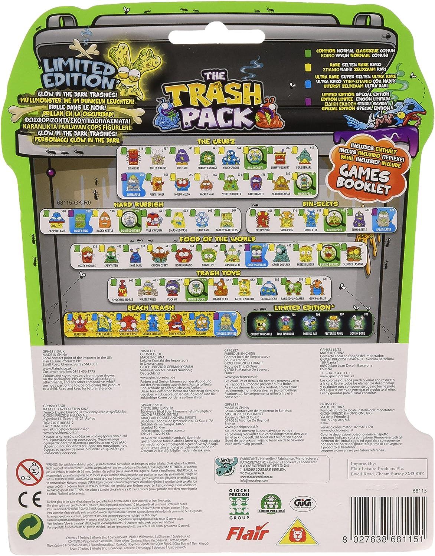 Trash Pack - Disfraz Basurillas (Flair TP10B): Amazon.es: Juguetes y juegos