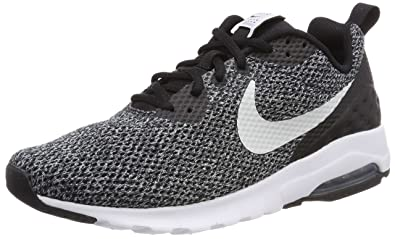 f851682bfffa1 Nike Men s Air Max Motion LW SE Shoe Black Pure Platinum- Dark Grey (
