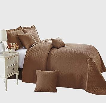 Sunrise Betten Luxus New 3 Stuck Tagesdecke Bettwasche Set Prime Gesteppt Mit