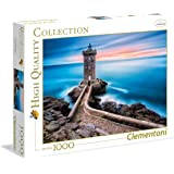Clementoni 39334 - Puzzle Faro Andreani, 1000 Pezzi, Multicolore