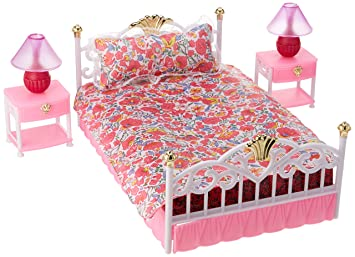 Amazon.com: New! Gloria Bedroom Play Set.: Toys & Games