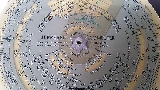 Amazon.com: Jeppesen CR-3 Circular Computer (6