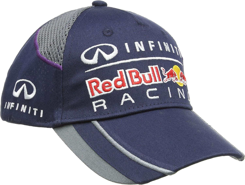 Infiniti Red Bull Racing Gorra Official Teamline Azul Oscuro Única ...