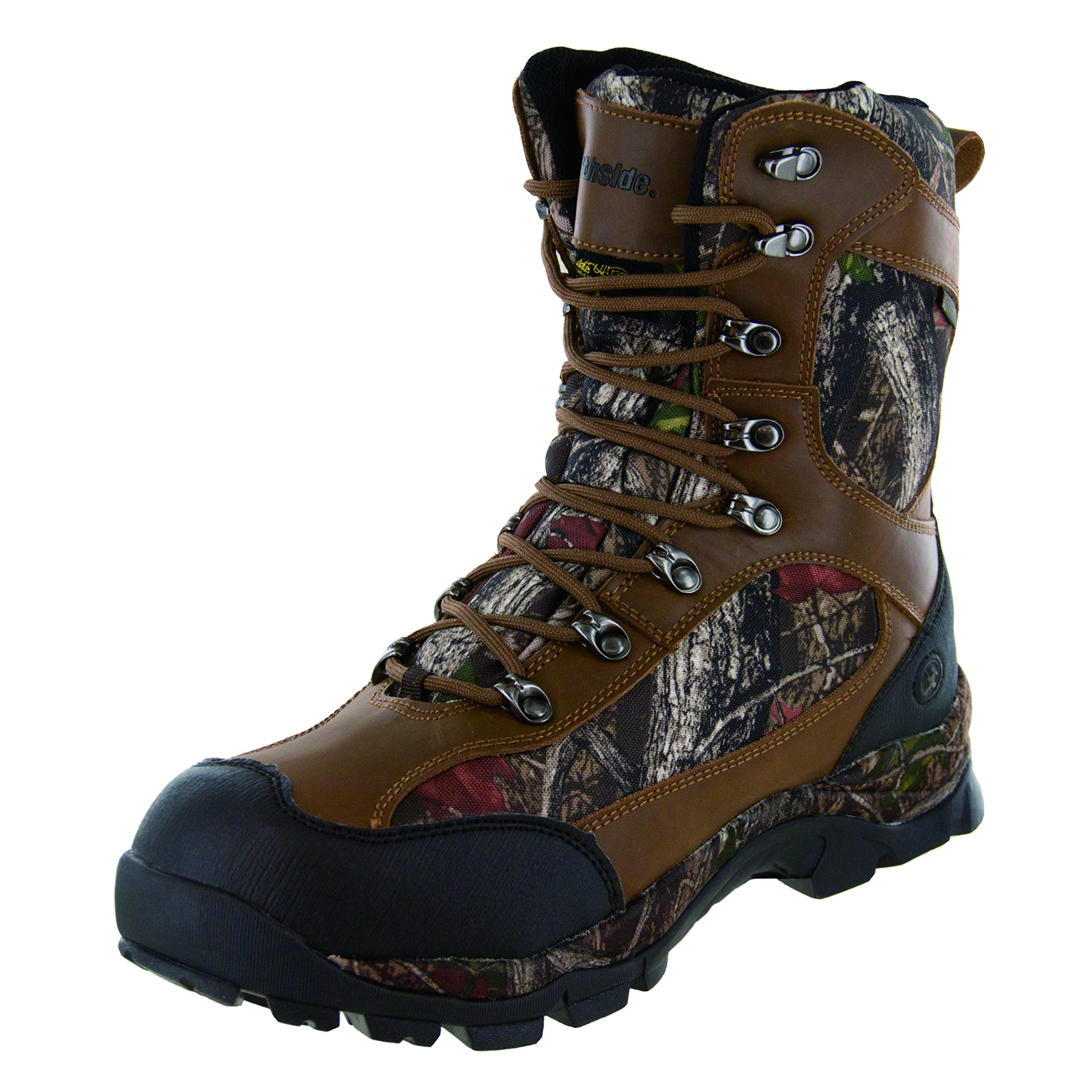 Northside Men's Prowler 400 Hunting Boot, Tan Camo, 13 M US