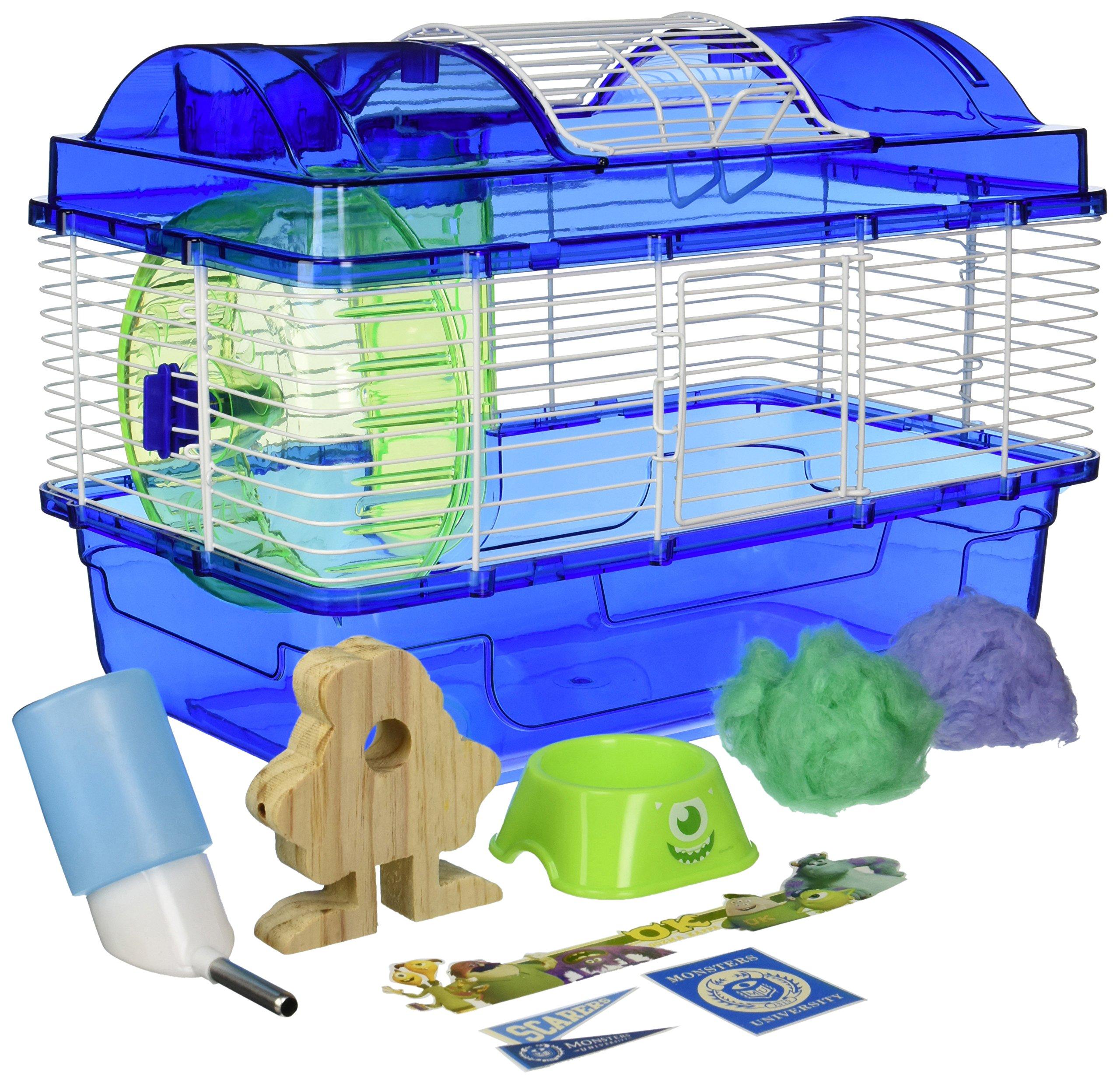 Penn Plax Monsters University Hamster Home