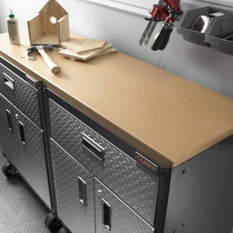 Gladiator GarageWorks GAGB28KDSG Ready-to-Assemble 28-Inch Modular GearBox  - Garage Storage And Organization Systems - Amazon.com