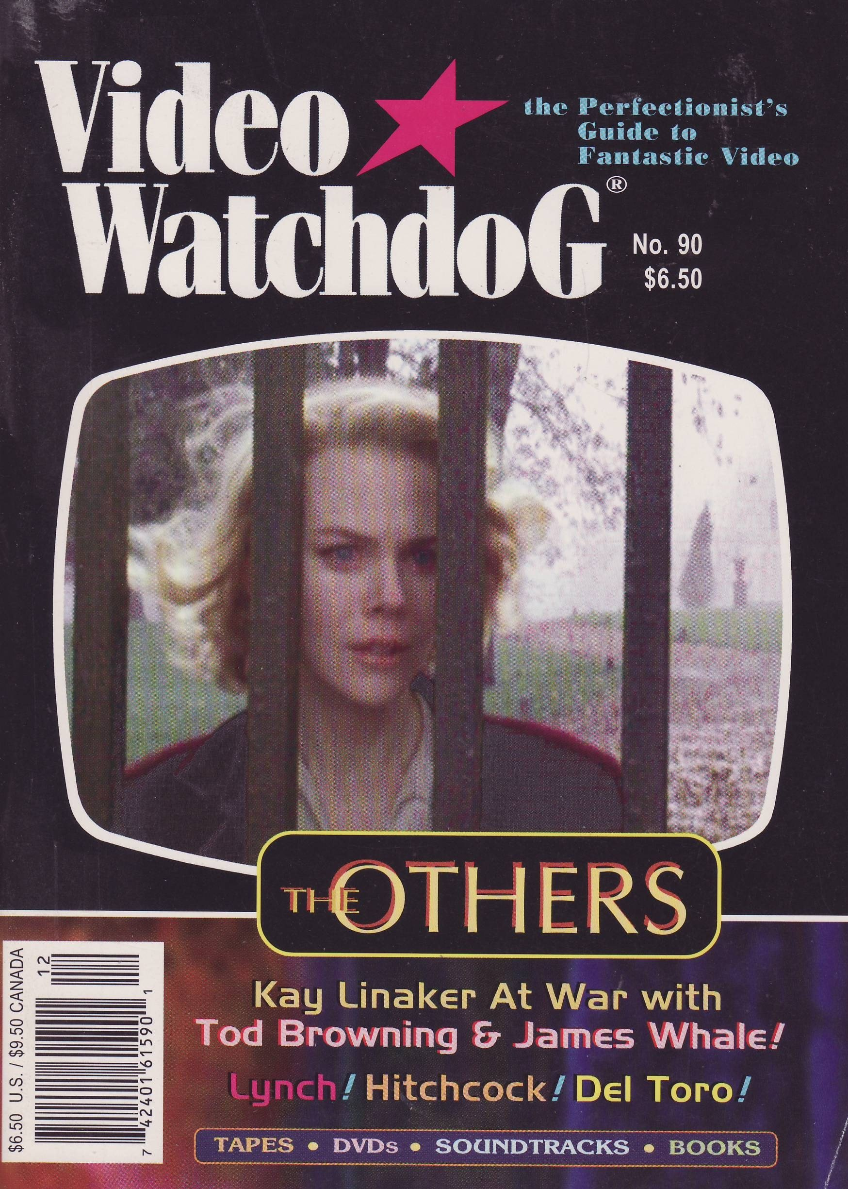 Read Online Video Watchdog # 90 - The Others pdf epub