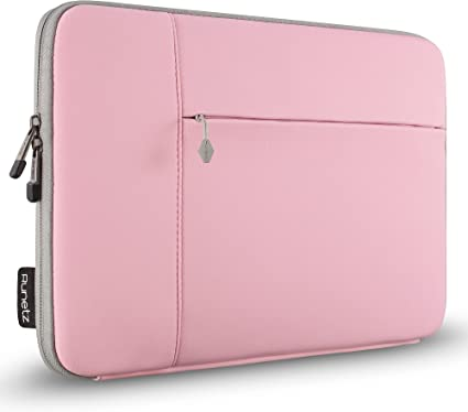 """BLACK Zipper Sleeve Bag Cover Case for New Apple Macbook 12/"""" with Retina A1534"""