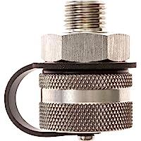 ValvoMax Oil Drain Valve - No Tools, No Mess, Fast Drain - for M12-1.75 - Plastic Drainer