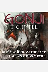 Red Blade from the East: Gonji, Book 1 Audible Audiobook