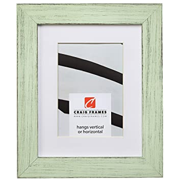 Craig Frames Jasper Country Mint Julep Green Picture Frame Poster Frame