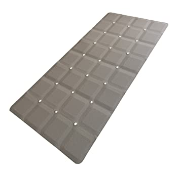 Amazon.com: Sultan\'s Linens Foldable Non Slip Rubber Bath Mat For ...