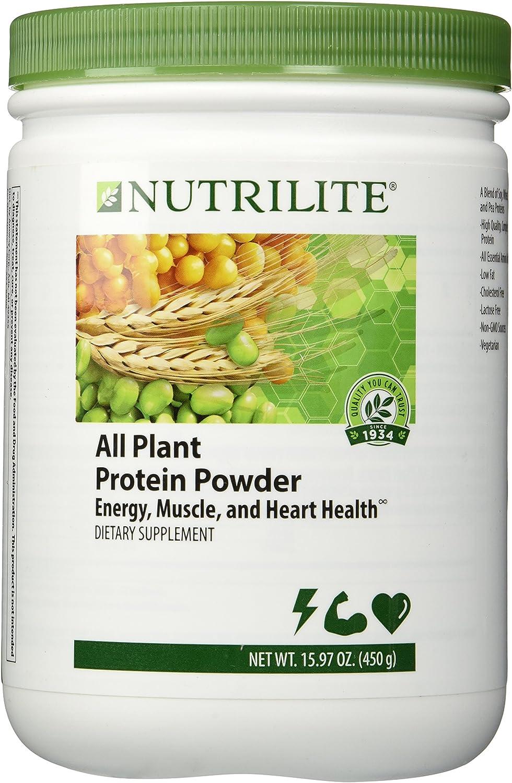 NUTRILITE All Plant Protein Powder 450 g / 15.87 oz