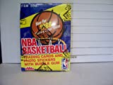 1988-89 FLEER BASKETBALL 36 COUNT BOX BBE SEAL
