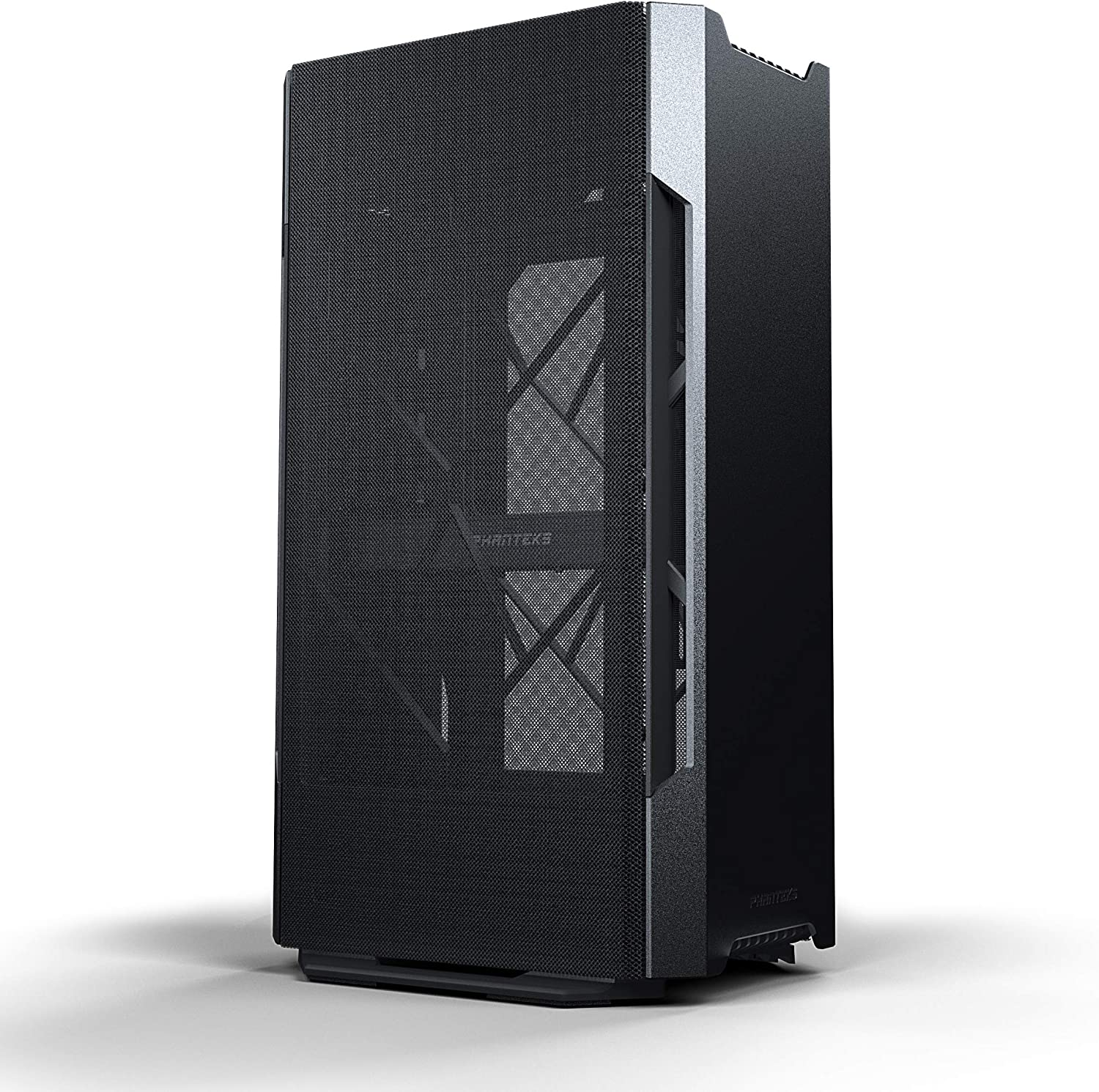 Mesh Fabric Side Panels Anthracite Grey Aluminum Panels Mini-ITX Case RGB Controller Phanteks Evolv Shift Air PH-ES217A/_AG
