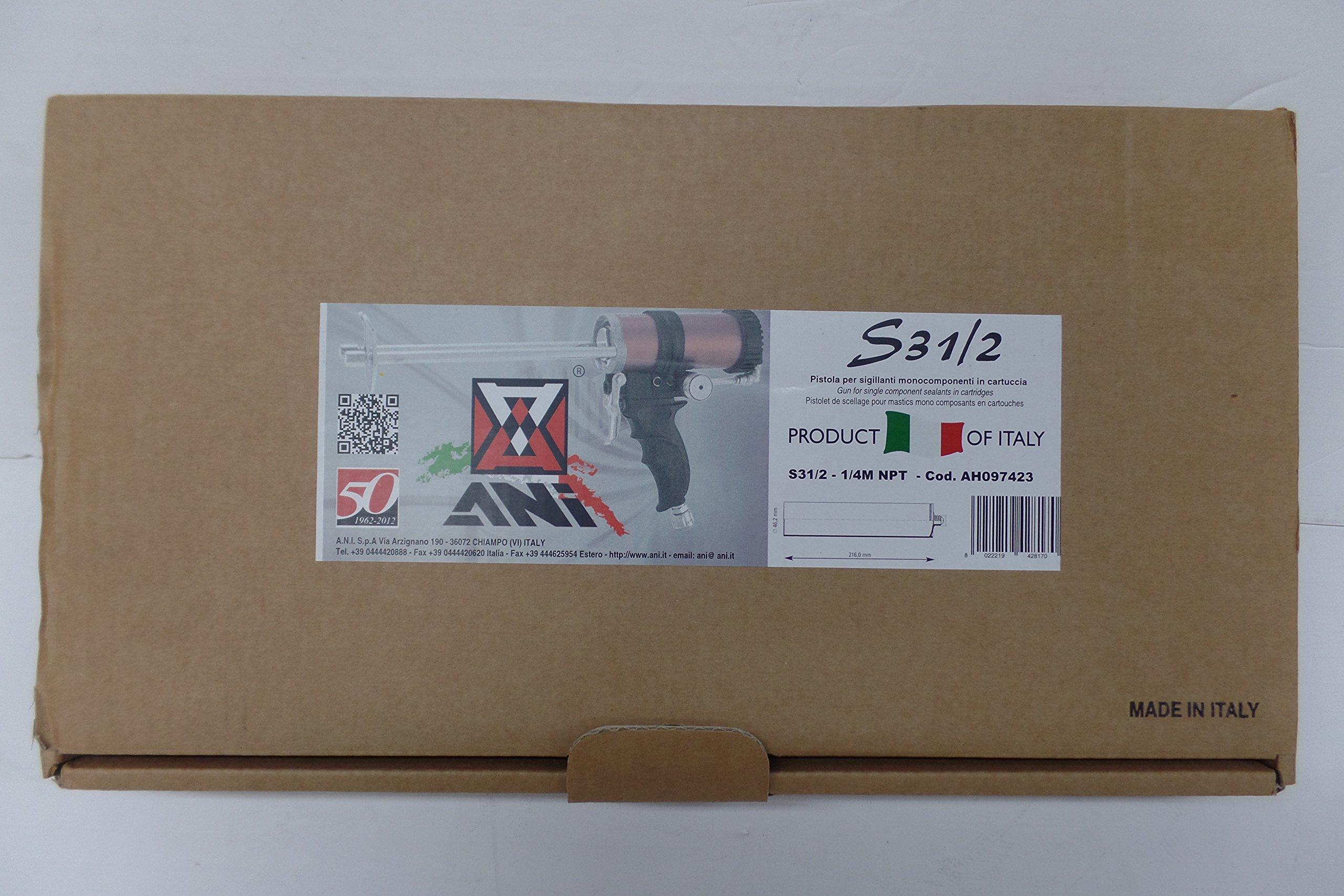 S31/2 caulking seam single component sealant gun by S31/2 (Image #1)