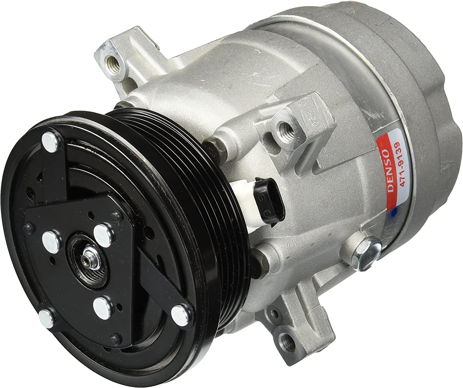 Denso 471-9139 New Compressor with Clutch