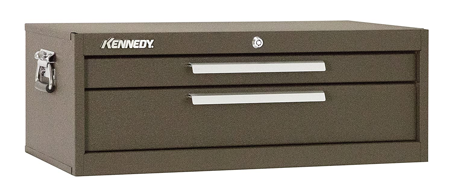 """Kennedy Manufacturing 5150B 26-3/4"""" Intermediate Chest, 2 Drawers, Brown"""
