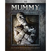 Deals on The Mummy: Complete Legacy Collection Blu-ray