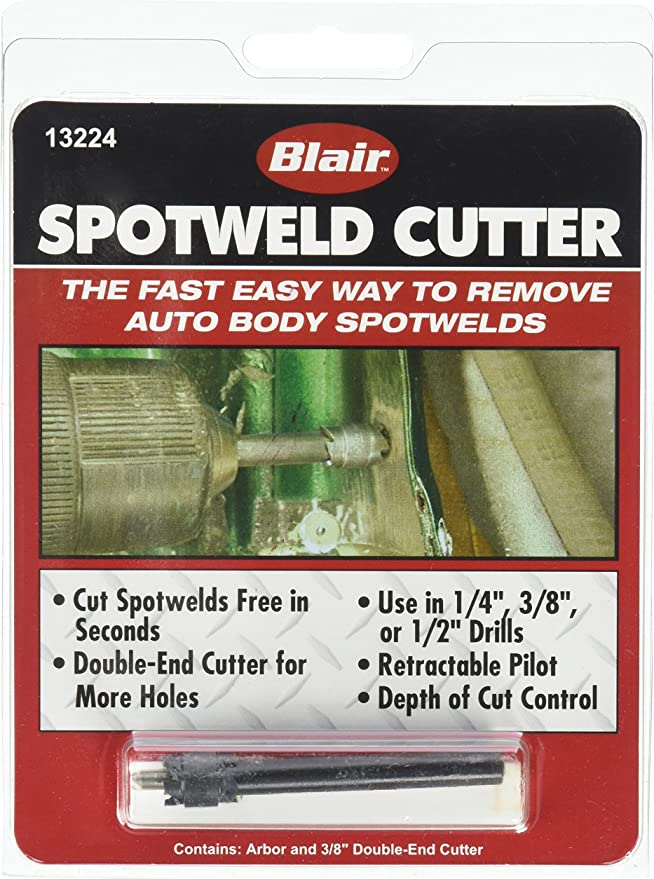 Blair 13224 Blair Spotweld Cutter Package