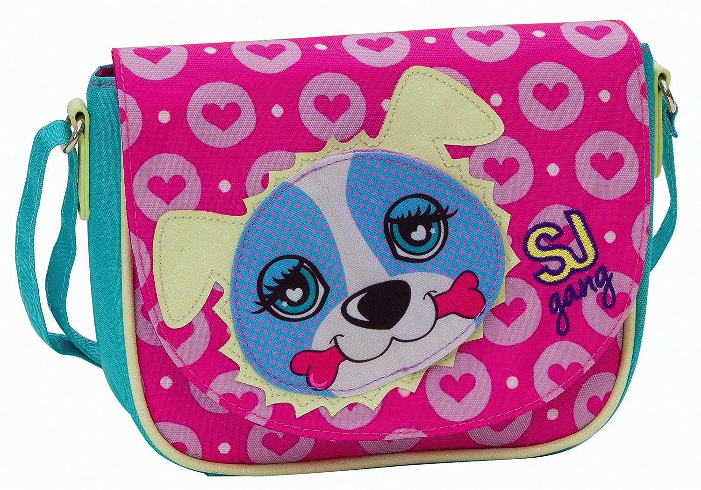 TRACOLLA SJ GANG SWEET DOG CANINO SHOULDER BAG seven