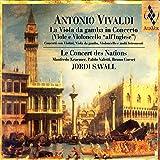 Antonio Vivaldi: La Viola Da Gamba In Concerto