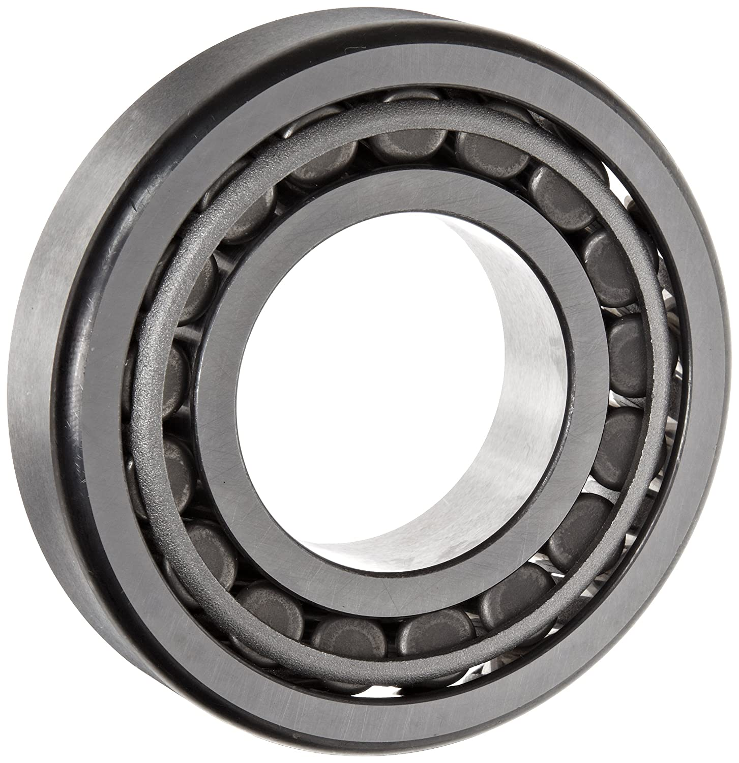 FAG 30204A Tapered Roller Bearing Cone and Cup Set, Standard Tolerance, Metric, 20 mm ID, 47mm OD, 15.25mm Width, 17000rpm Maximum Rotational Speed