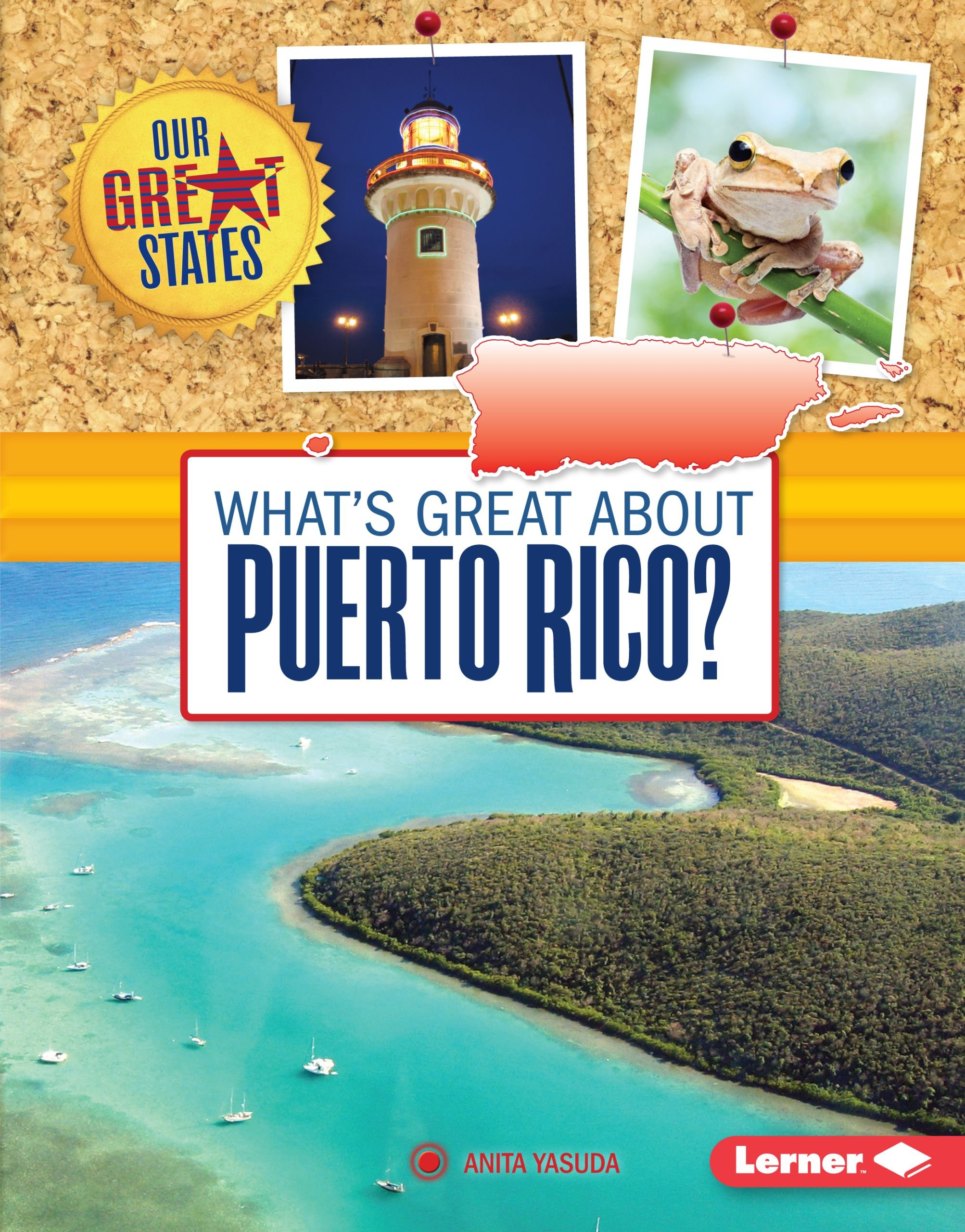 Download What's Great About Puerto Rico? (Our Great States) ebook