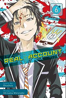 Amazon com: Real Account Vol  1 eBook: Okushou, Shizumu