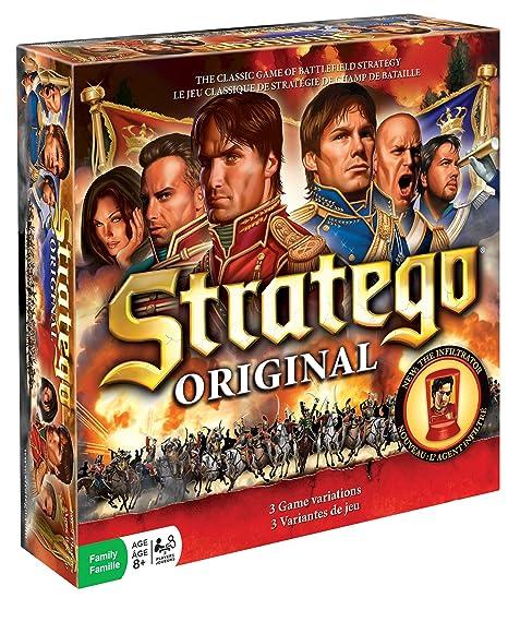 amazon com playmonster stratego original toys games