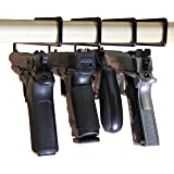 AmeriGun Club Easy Use Gun Hanger Pack of 4 Original Handgun Hangers