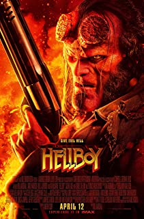 Book Cover: Hellboy
