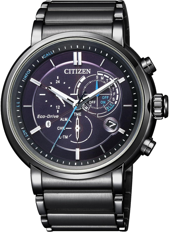 [シチズン]CITIZEN 腕時計 エコドライブ Bluetooth BZ1006-82E メンズ B0746RKX89