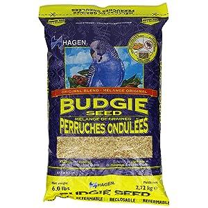 Parakeet/Budgie Staple Vme Seed