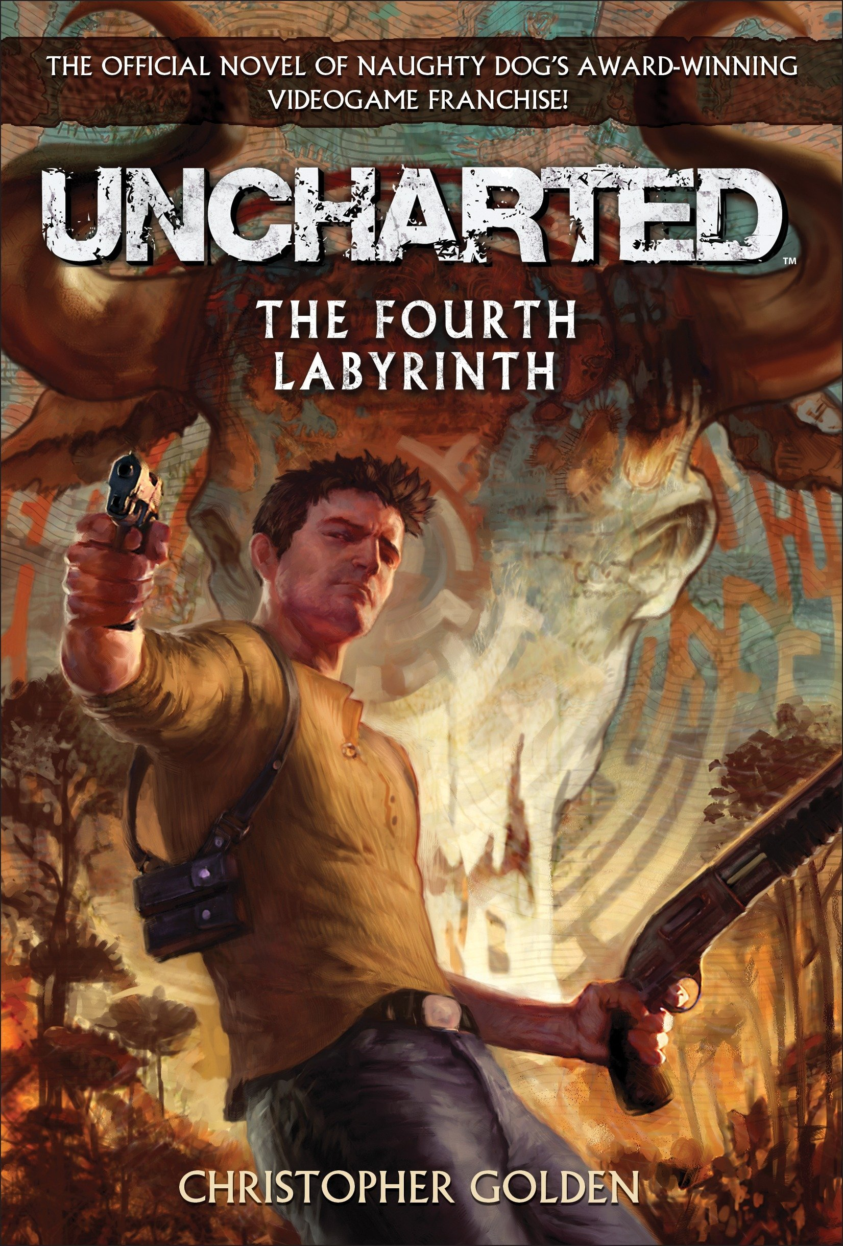 Amazon Com Uncharted The Fourth Labyrinth 9780345522177