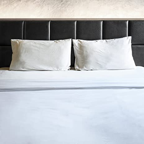 Amazoncom 1800 HIGH THREAD COUNT EGYPTIAN COTTON BAMBOO FEEL
