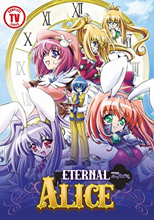 Amazon com: Eternal Alice Complete TV Series: Eternal Alice