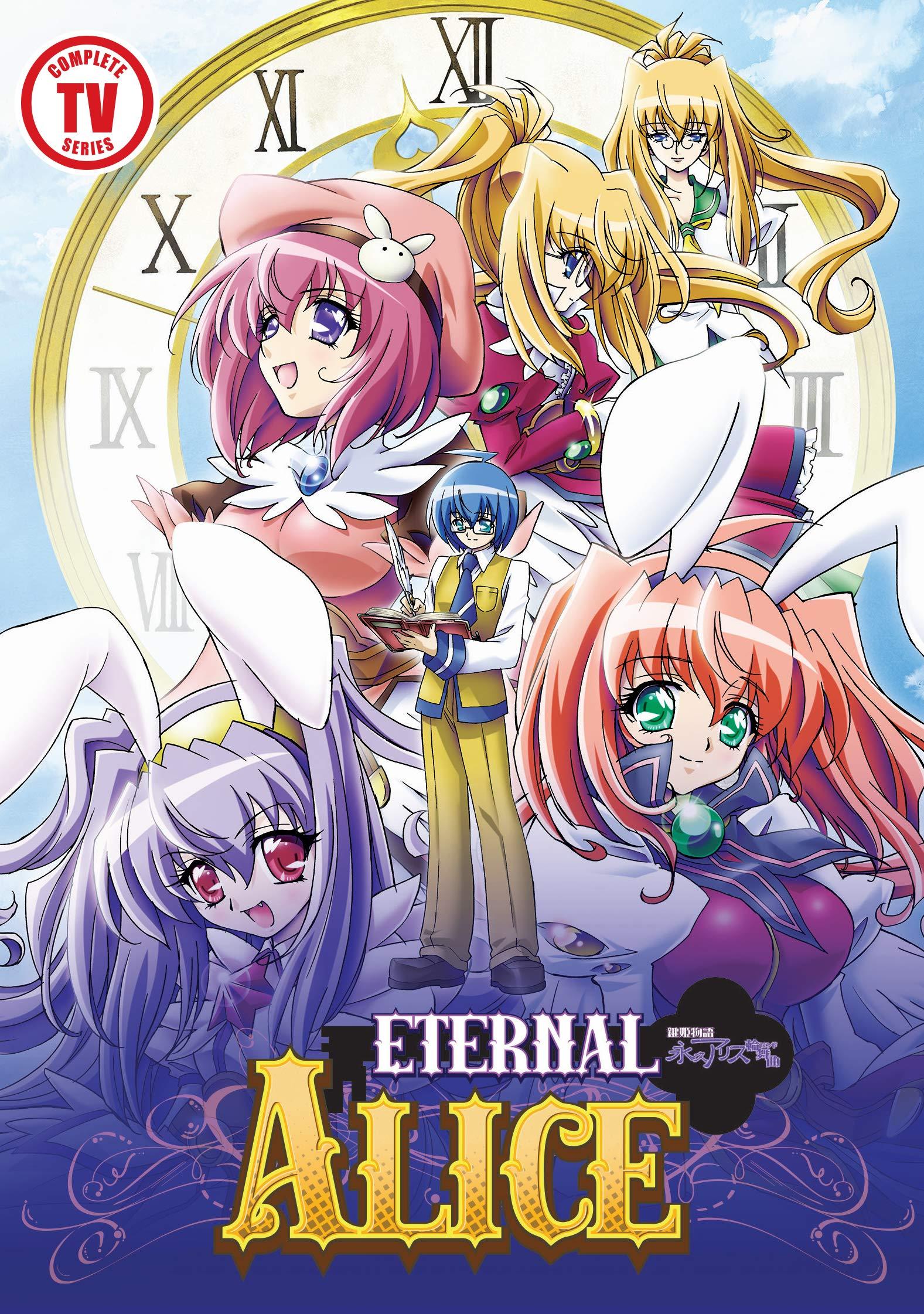 Eternal Alice Complete TV Series