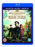 Miss Peregrine's Home for Peculiar Children (Blu-ray 3D + Blu-ray + Digital HD) [2016]
