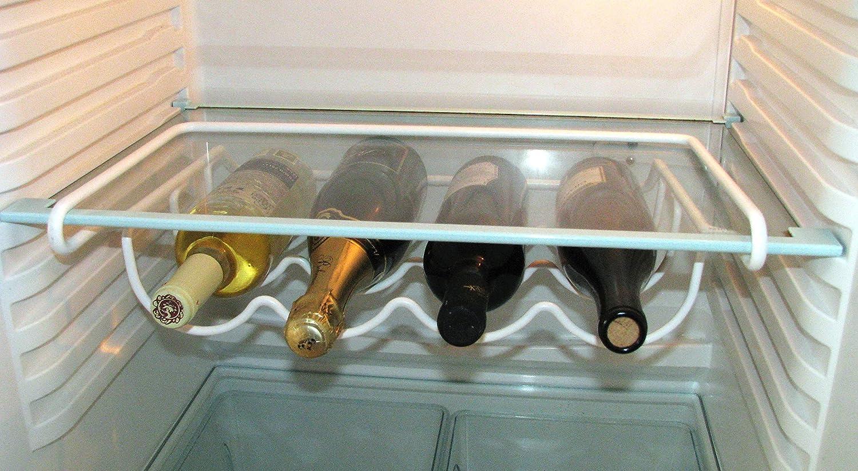 Kühlschrank Flaschenhalter Universal : Universal kühlschrank flaschenhalter für flaschen amazon
