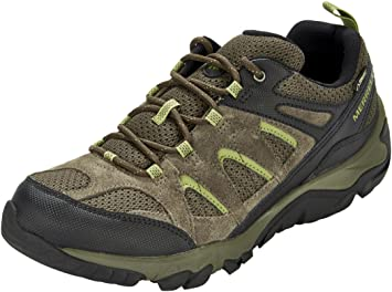 221c8c9d1de Merrell Outmost Vent GTX - Calzado Hombre - Verde/Marrón Talla del Calzado  UK 10 | 44,5 2017: Amazon.es: Deportes y aire libre