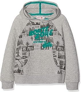 16b2328d8 boboli Fleece Hooded Sweatshirt For Boy Sudadera para Niños