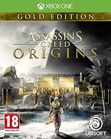 Assassins Creed Origins Gold Edition - Xbox One [Importación ...