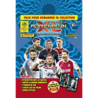 Panini France SA SA- Foot ADRENALYN 2018-2019 Starter Pack, 2418-015