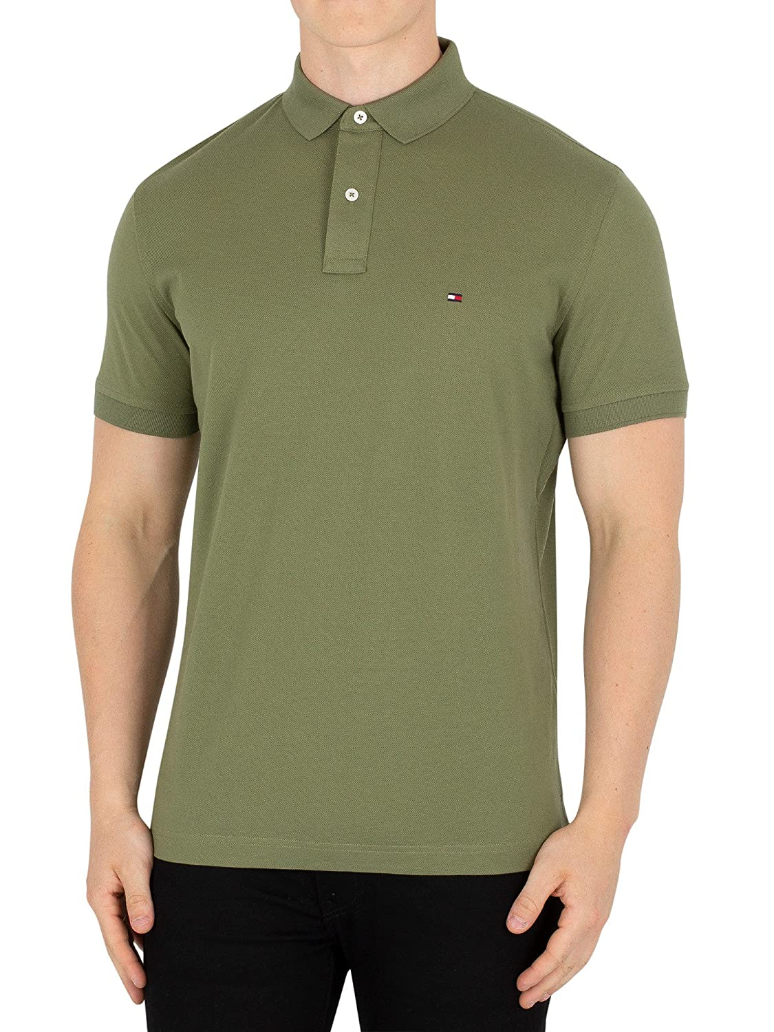 Tommy Hilfiger Herren Poloshirt Tommy Regular Polo