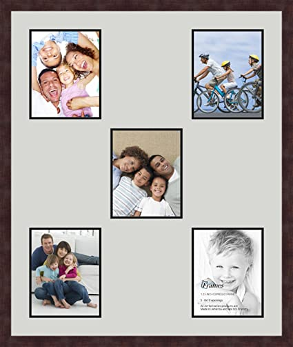 Buy Art to Frames Double-Multimat-990-756/89-FRBW26061 Collage Frame ...